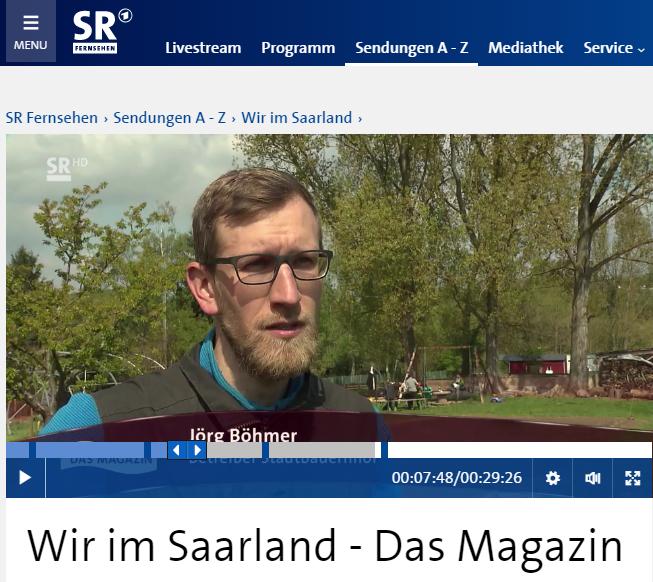 Wir im Saarland SR