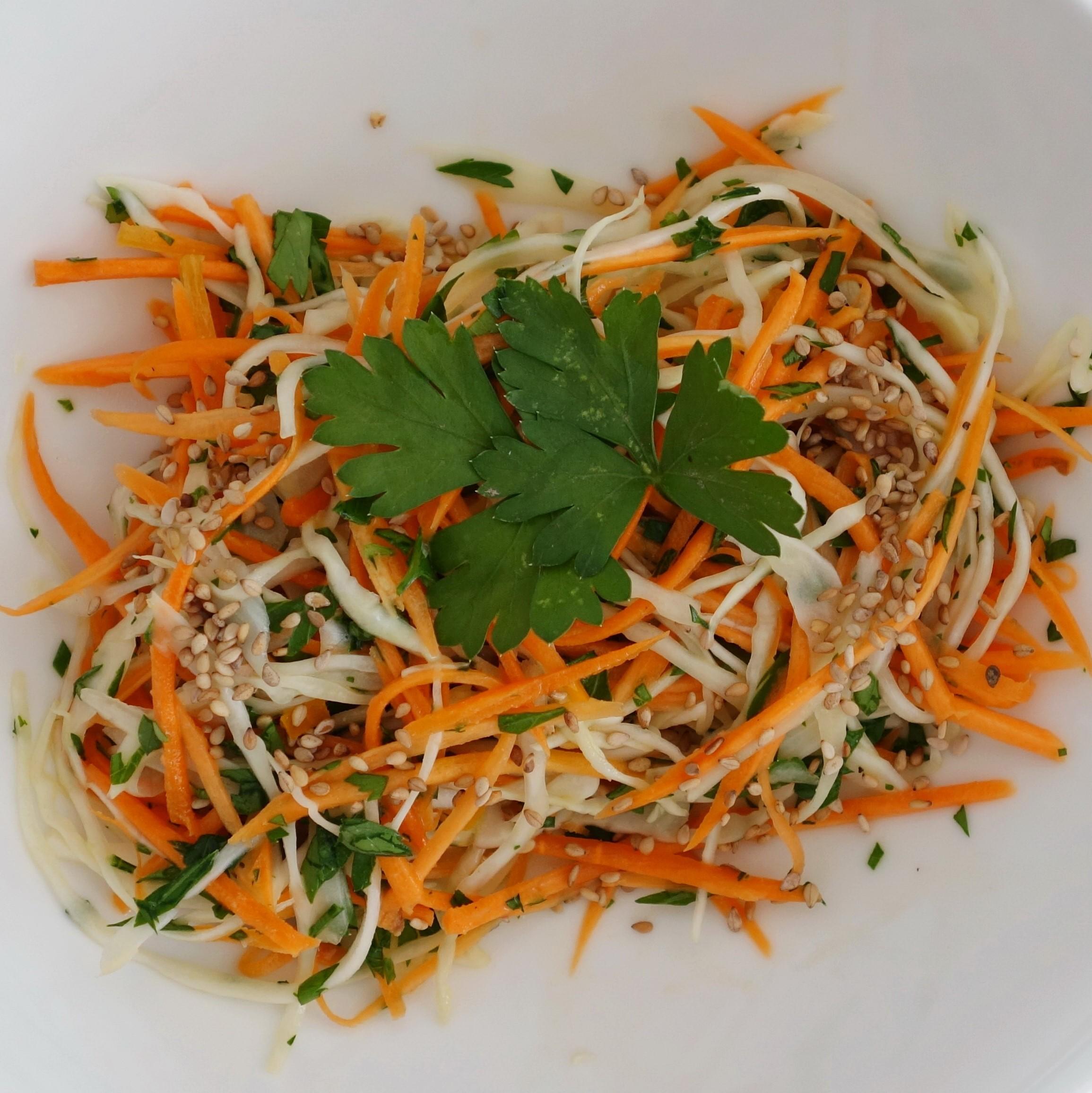 Karotten Spitzkohl Salat DSC05467a.JPG